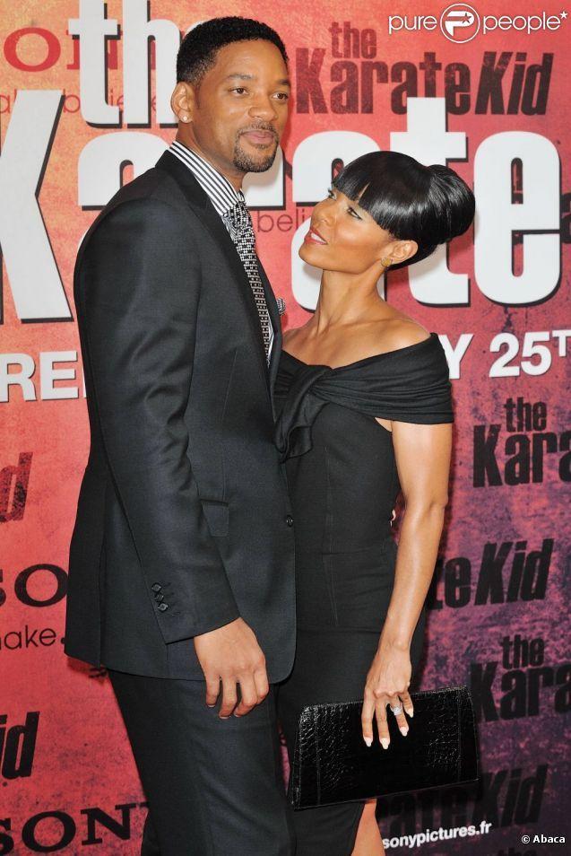 Jada Pinkett et Will Smith, toujours aussi amoureux après quinze ans de mariage