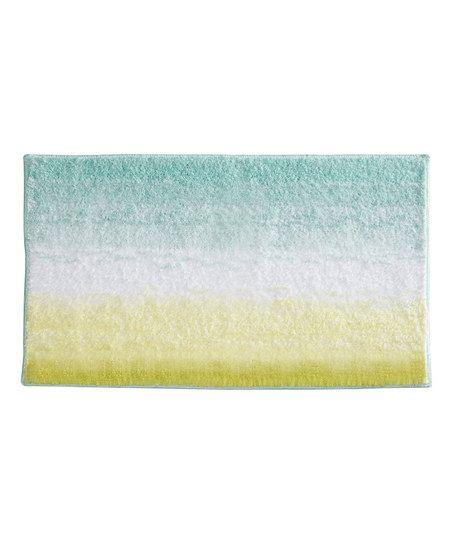 Mint Ombré Bath Mat | zulily