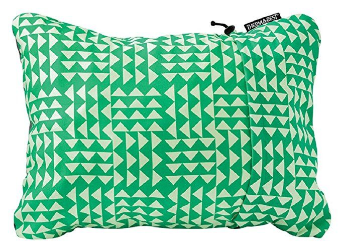 Amazon Com Therm A Rest Compressible Travel Pillow For Camping