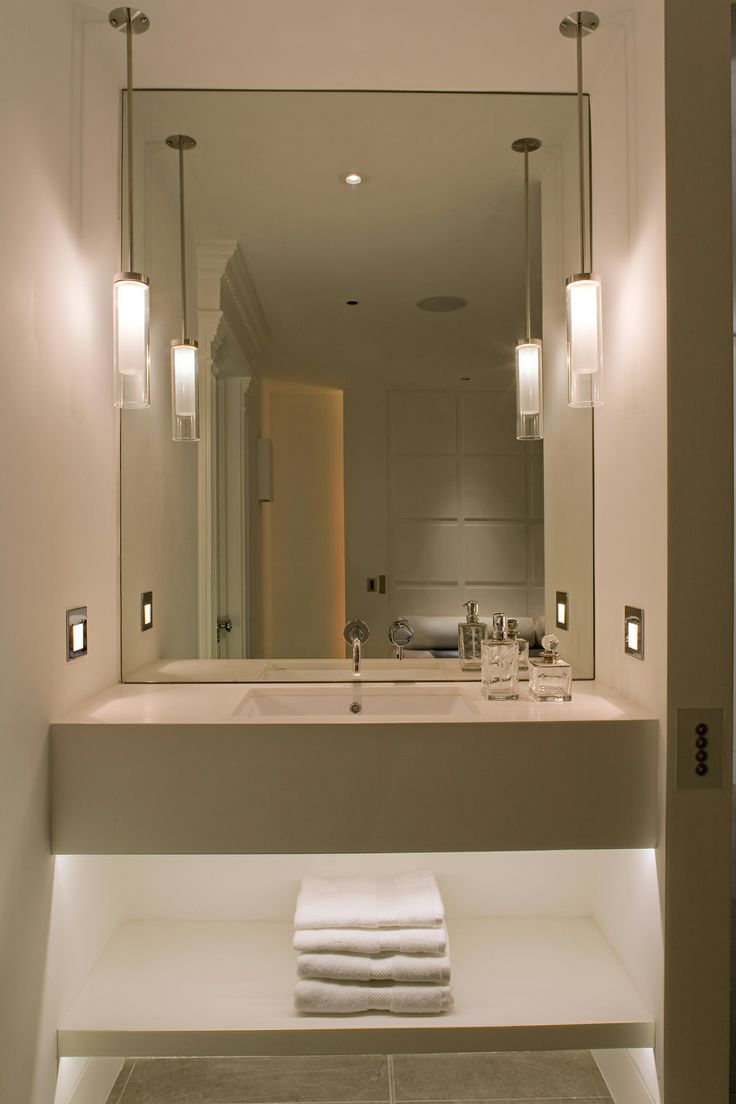 8 best bathroom lighting images on pinterest bathroom ideas bathroom lighting design by john cullen lighting aloadofball Choice Image