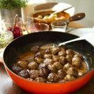Köttbullar med färskpotatis - Recept från Mitt kök - Mitt Kök