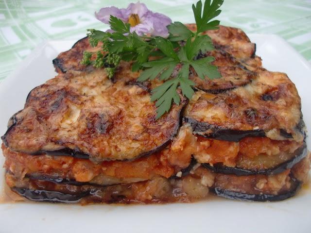 Moussaka de carne de pollo y queso de Arzúa | Entrantes ...