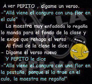 Pepito jokes