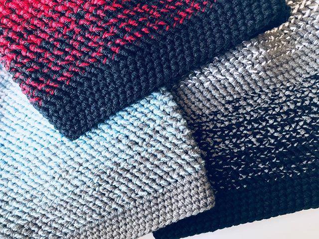 Its an ombré kinda day!      #etsy #handmade #ombre #ombrehat #crochetslouchy #maker #makersgonnamake #instacrochet #crochetlove #yarn #yarnstash #yarnpreneur #manitobamade #shopsmall #ourmakerlife #letsmakestuff #crochetersofig