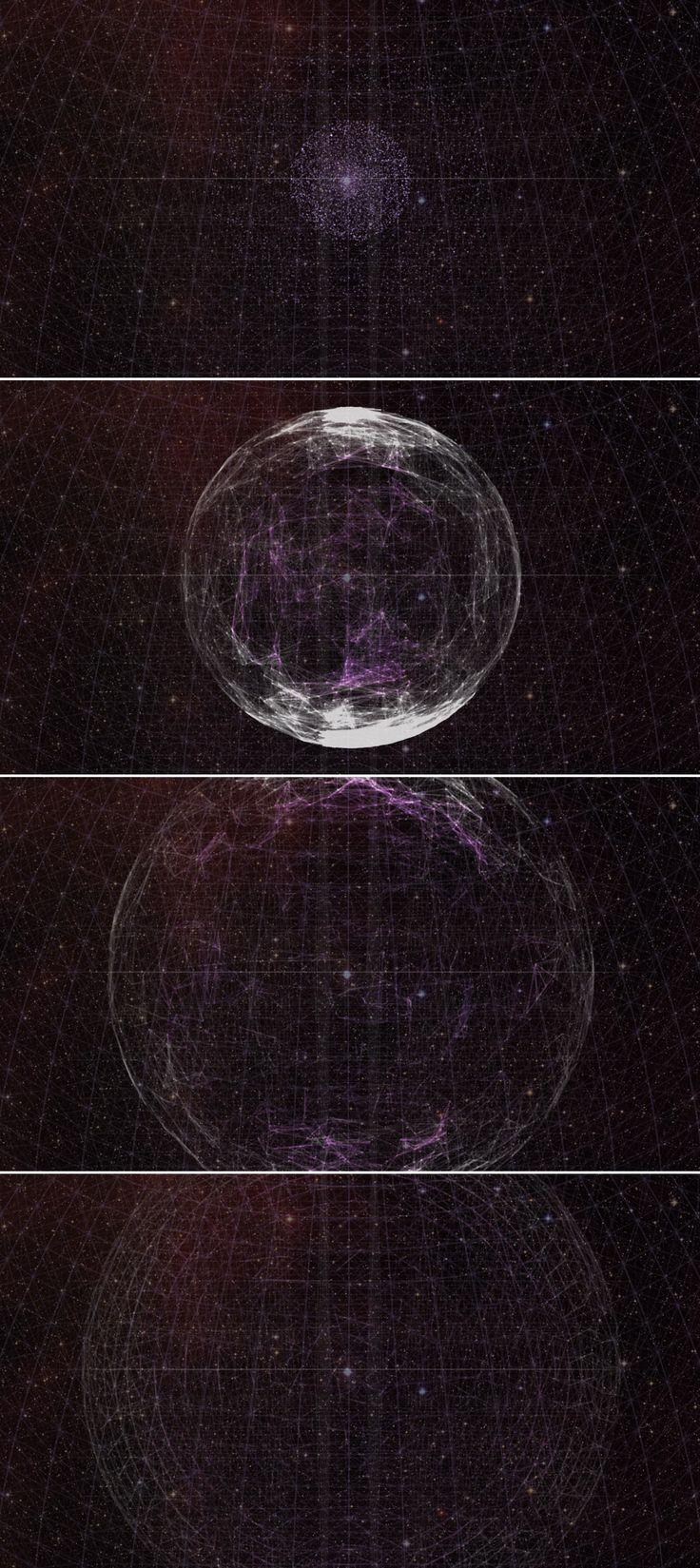 "Day 8: ""Transition"" v1 by Drasko V #create #daily #art #design #scifi #universe #alien #space #experimental"
