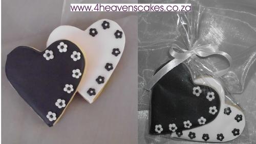 Hearts - wedding favours