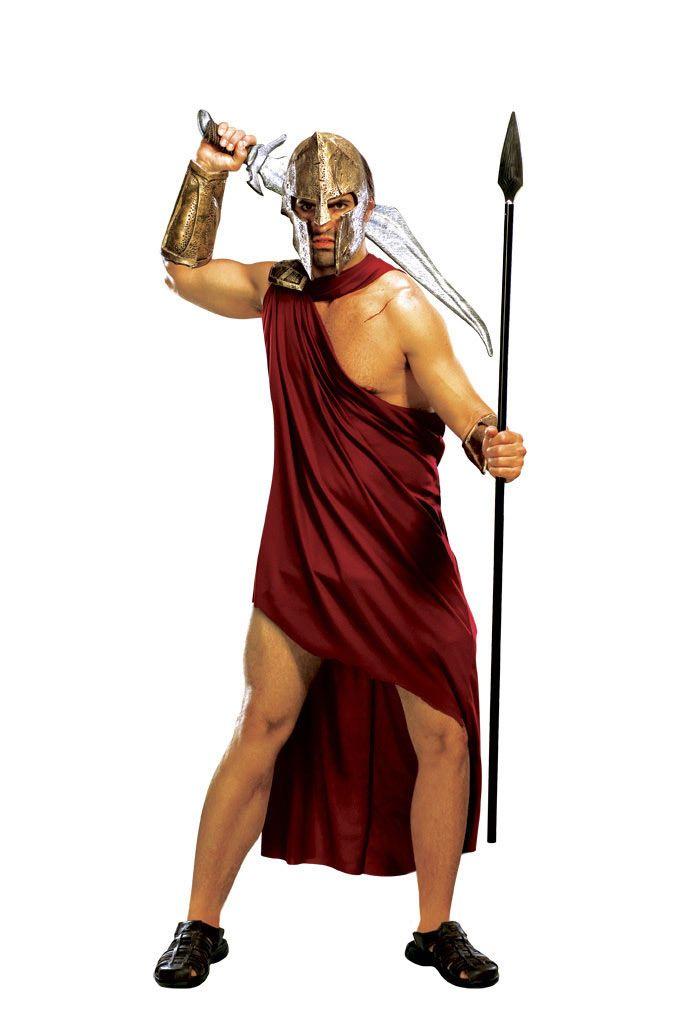 Disfraz Espartano, 300