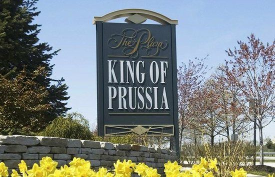 Kking of Prussia, PA