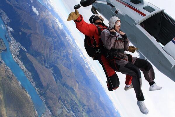 @RevitST @Nzone Skydive #Amazing