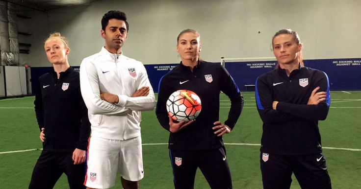 Hasan Minhaj learns about the stunning pay gap between America's male and female pro soccer players.