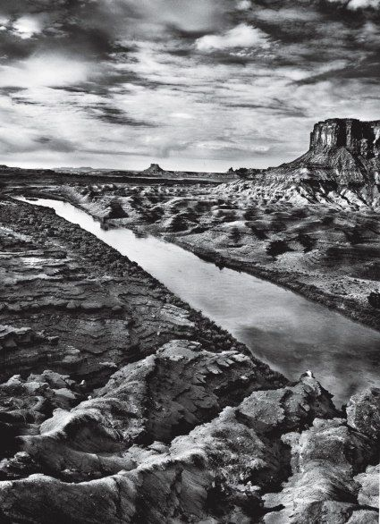 Sebastião Salgado - Brazilian social documentary photographer.    Utah's Canyonlands National Park is surrounded by 1.4 million acres of public lands open to mining and drilling. Conservationists are calling for their protection.    Genesis project started in 2004.