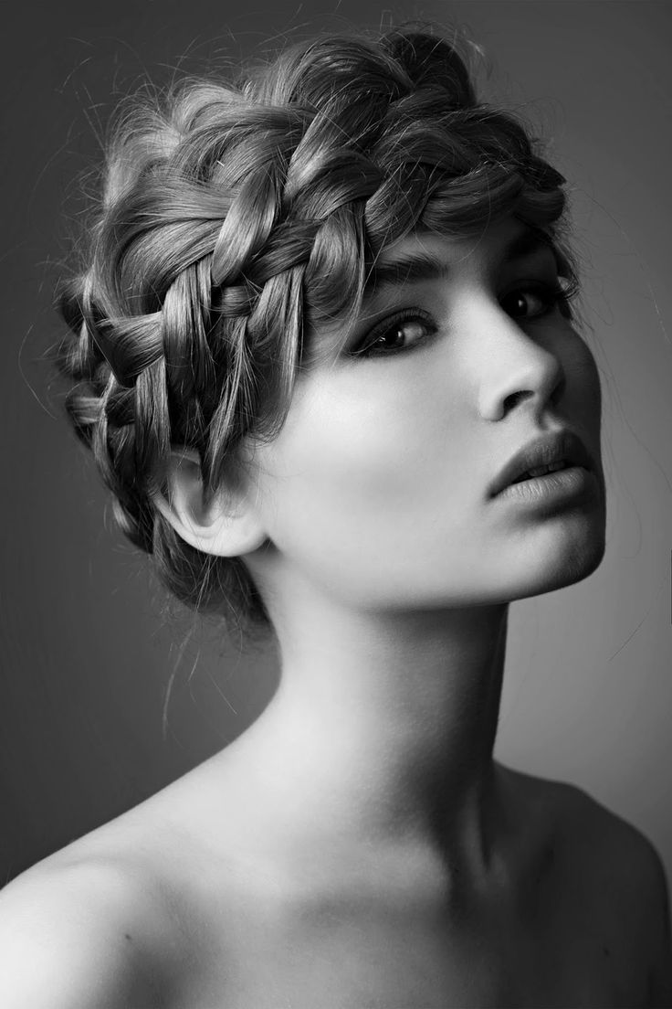 Hair Trend: The Crown Braid - Spring/Summer 2014  For more of these looks plus the latest beauty tips, trends and answers to your most asked beauty questions, visit our website at www.aestheticscollege.ca.
