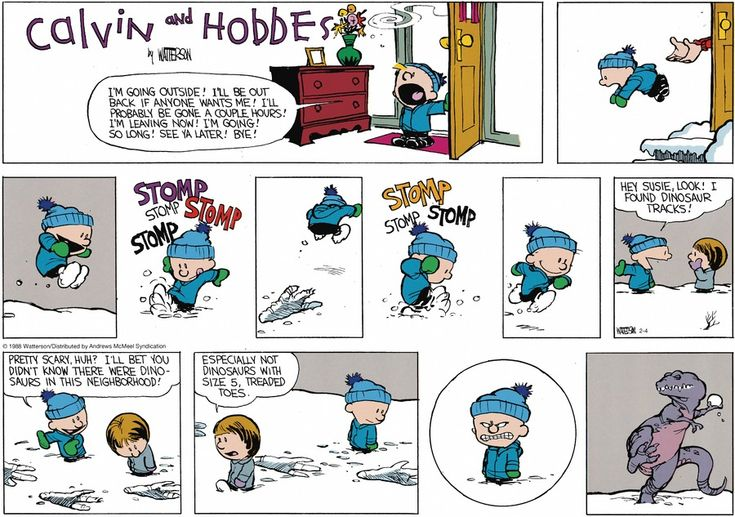 Best 25+ Calvin And Hobbes Ideas On Pinterest