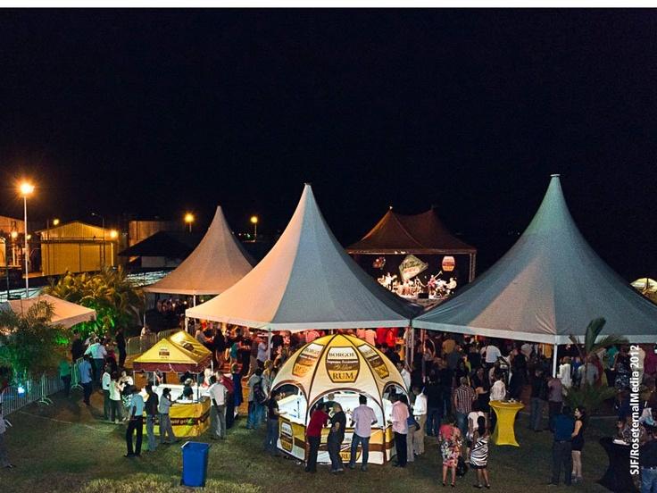 SAB evenementen Tenten