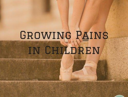 Penelope & Bella Growing Pains in Children
