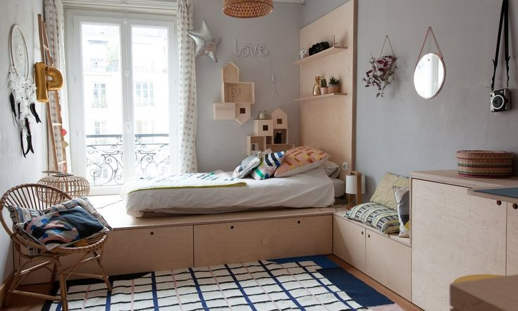 Ideas for the best of children's room, bedroom for the best of boys, for the benefit of girls
