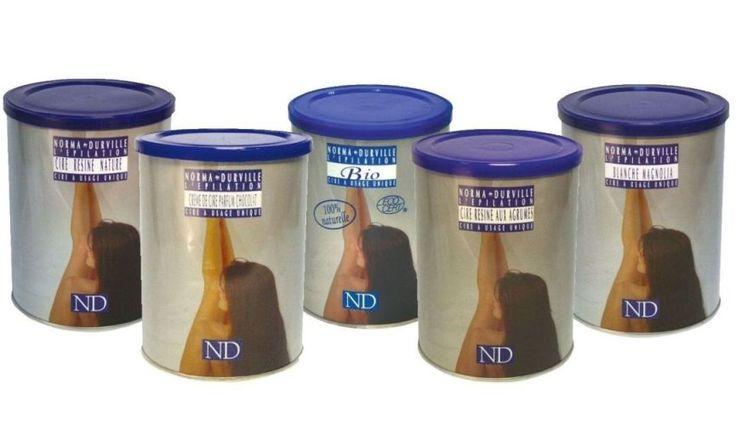 cire Norma de Durville : http://www.beautyglamstore.fr/produit-esthetique/epilation-avec-bandes/cire-resine-blanche-nacree-miel-avec-bandes-norma-de-durville-pot-800-g-1.html