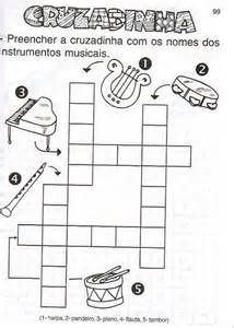 Musicalização Atividades Caça Palavras Musical - Resultados Yahoo Search da busca de imagens
