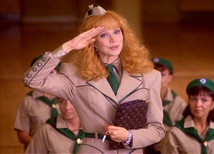 phyllis nefler.  troop beverly hills. find me this on DVD!!!