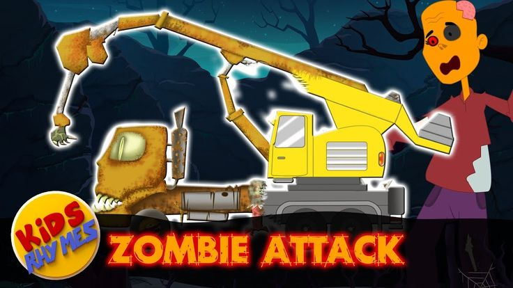 Kids Rhymes Scary Crane Zombie Attack Scary Videos #ForChildren And Babies #zombicattack #kids #preschool #educationalvideo #scaryvehicles #parenting #learning #babies #cartoonvideo #vehiclesforkids #kidstoy #kindergarten Kids Rhymes https://youtu.be/KnVhvSISatk