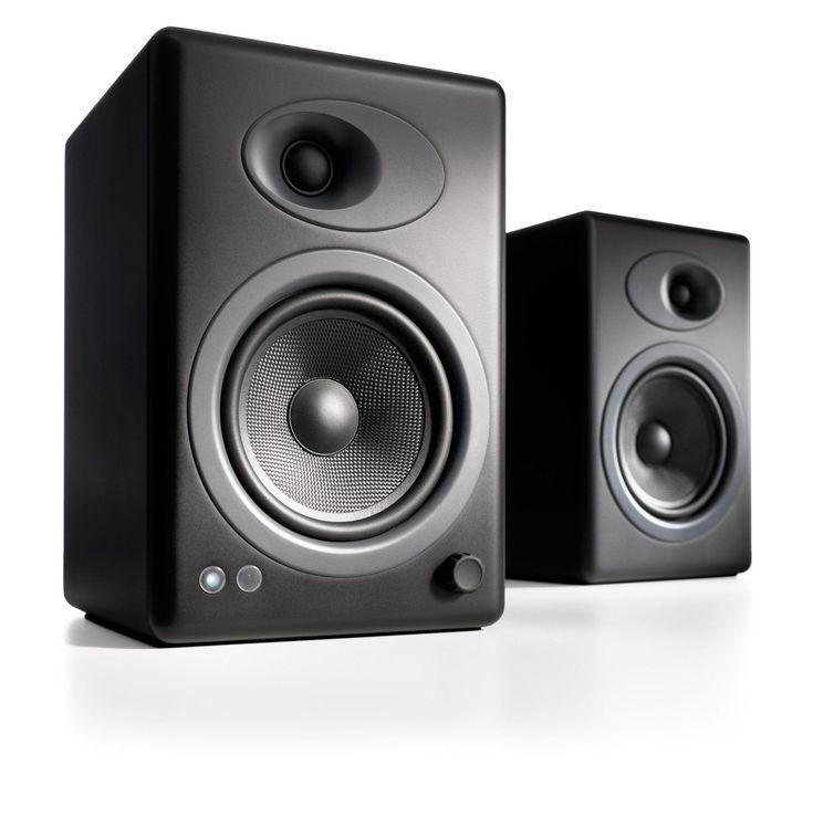 The 6 Best Computer Speakers: Best Overall: Audioengine A5+ Active 2-Way Speakers