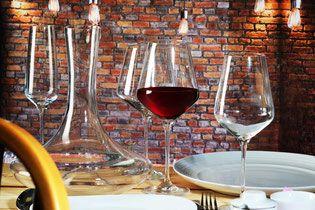 Скляний посуд Krosno у асортименті