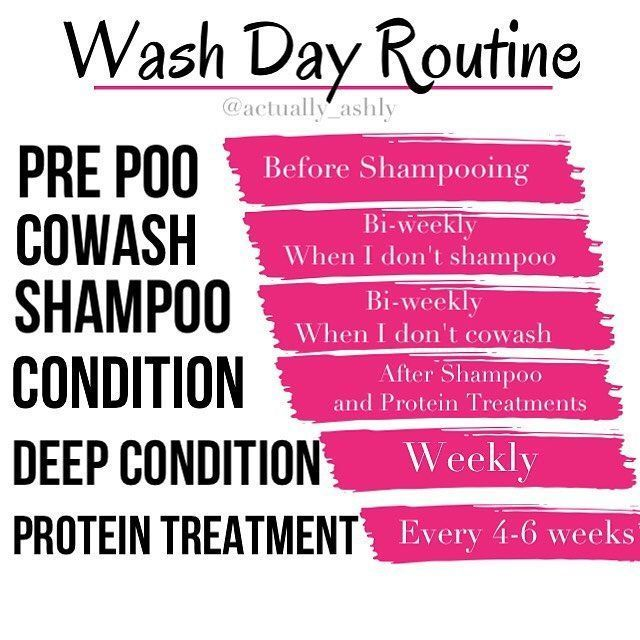Follow These Steps In Order To Create A Wash Day Routine Which Will Cleanse And Moisturize Natural Hair Styles Curly Hair Styles Naturally Natural Hair Regimen