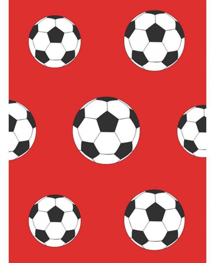 Goal Football Wallpaper - Red - 9720