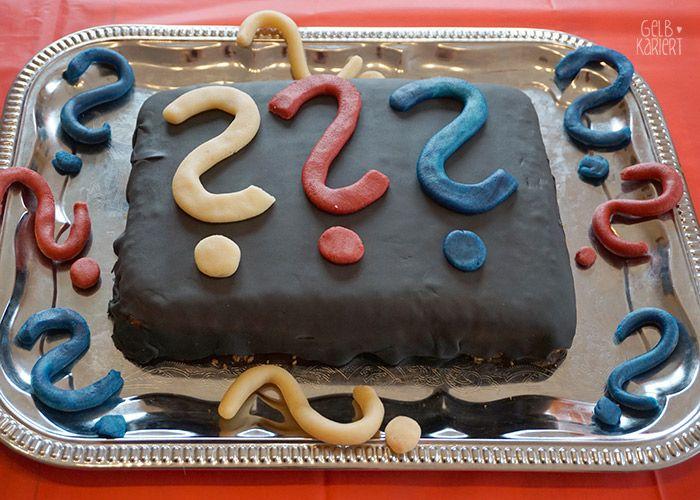 Die drei fragezeichen kuchen