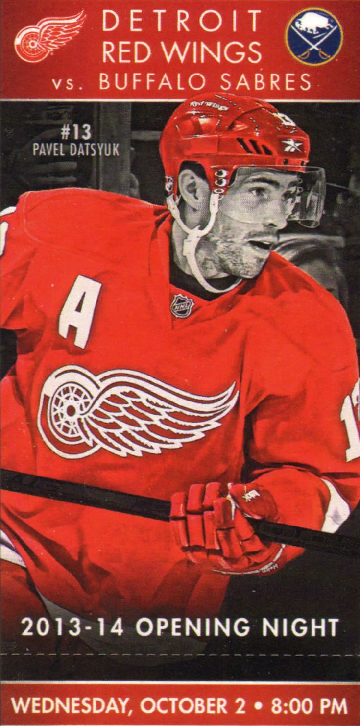 Pavel Valerievich Datsyuk (born July 20, 1978, Sverdlovsk, Russia) is a Russian professional ice hockey player and alternate captain for the Detroit Red Wings of the National Hockey League (NHL) and, for the duration of the 2012–13 NHL lockout, CSKA Moscow of the Kontinental Hockey League (KHL). He has won the Frank J. Selke Trophy in the 2007–08, 2008–09, and 2009–10 NHL season. He is also considered one of the most talented players in stick handling. 2014