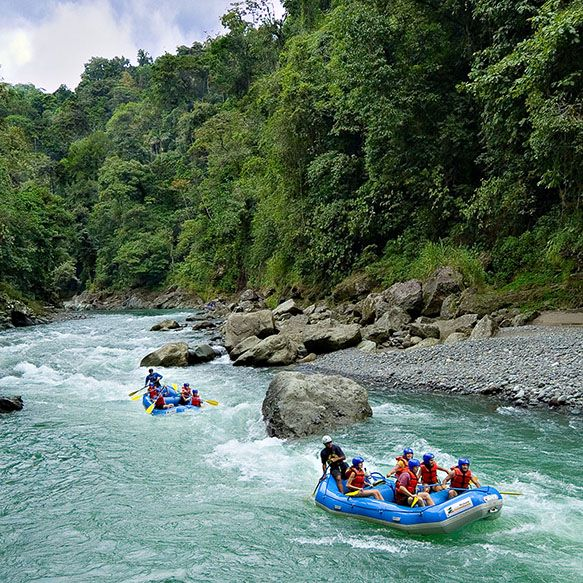 raft the rio pacuare