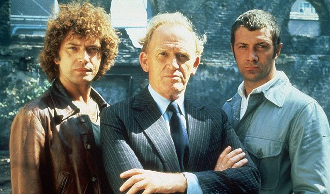 The Professionals starring Martin Shaw, Lewis Collins & Gordon Jackson - 1977-81 I have begun watching the series, I like it.