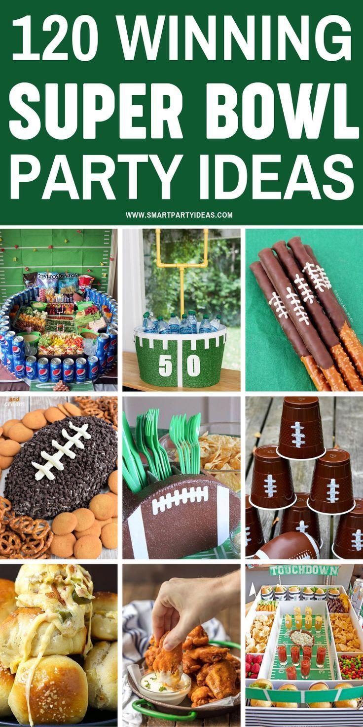 120 Best Epic Super Bowl Party Ideas