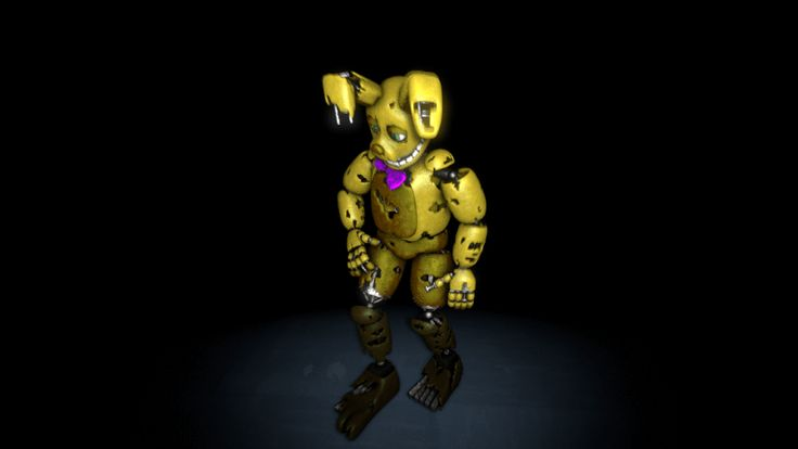 Withered Freddy Walking – Wonderful Image Gallery