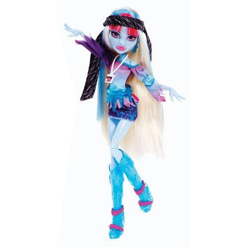 Vampirii adora sa petreaca iar un festival muzical se anunta spectaculos! In Monster High gama festivalul de muzica fiecare iubitor de muzica este imbracat conform genului de muzica preferat. Venus McFlytrap vrea sa ii inspire pe ceilalti cu stilul ei hip pentru cei neinitiati. Clawdeen Wolf adora stilul rock & roll  intr-un costum stil R&B aratand feroce – ca intotdeauna! Si Abbey Bominable defineste un stil de muzica asociat cu mostenirea Himalayana