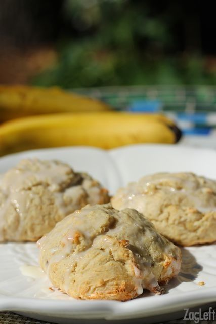 Banana Scones Recipe | ZagLeft