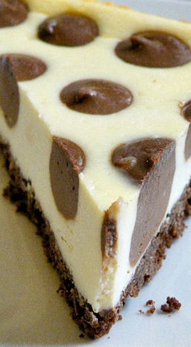 Polka Dot Cheesecake