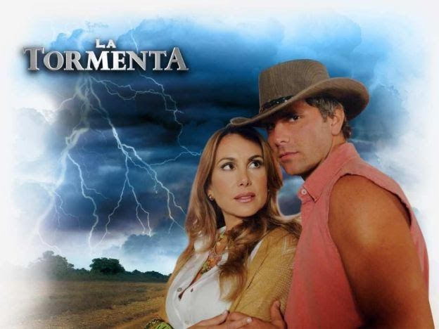 La Tormenta es una telenovela colombiana, producida por RTI Producciones para Telemundo y Caracol Televisión.     Protagonizada por Natal...
