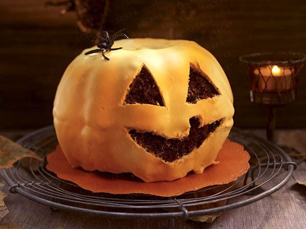 Rezepte kuchen halloween