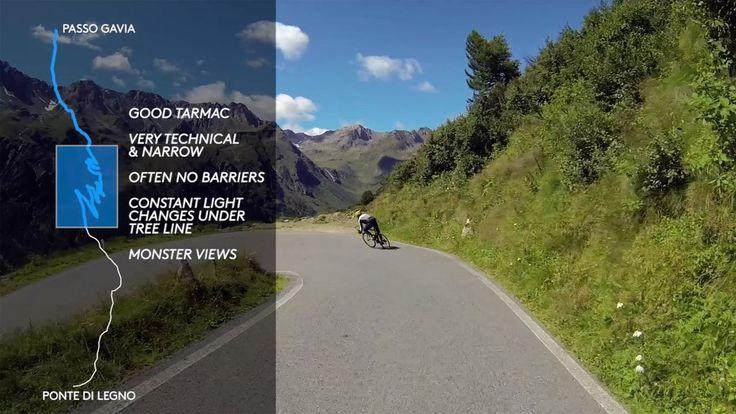 Passo Gavia Descent to Ponte di Legno (in full) - Cycling Inspiration & ...