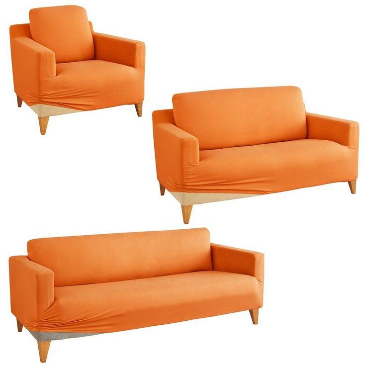 Hussen Set, my home, »Marvin«, mit unifarbenem Design