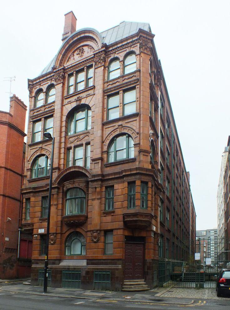 J.D. Williams, Dale Street, Manchester built 1907