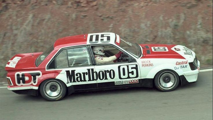 Peter Brock VC Commodore