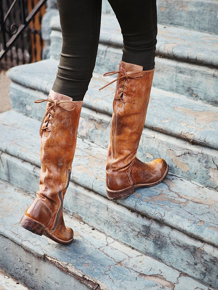 Bed | Stu Manchester Tall Boot at Free People Clothing Boutique