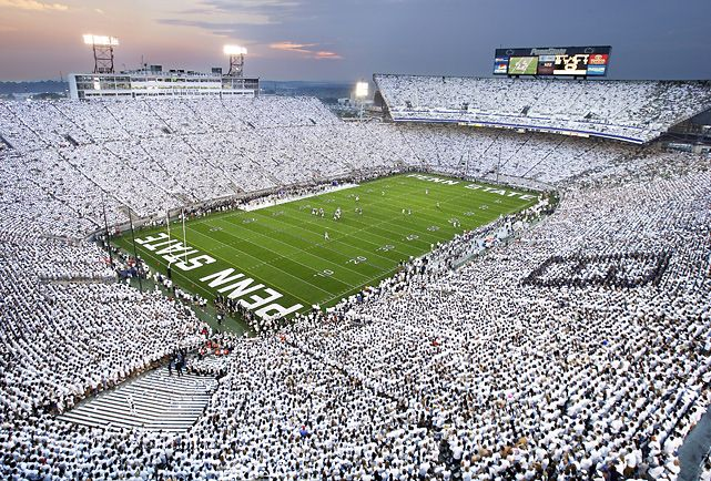 Community Post: 9 Reasons Penn State Fans Are The Greatest Fans In College…