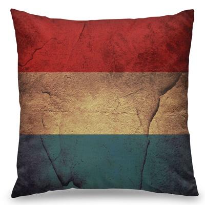 Almofada Bandeira da Holanda - R$59.90