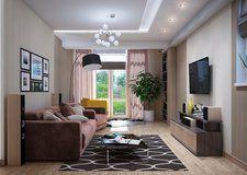 Модная квартира в Севастополе