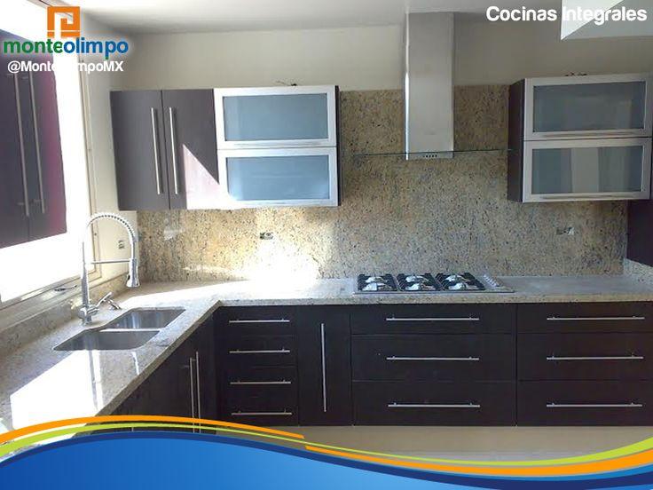 Cocinas Integrales a medida http://www.monteolimpo.com.mx