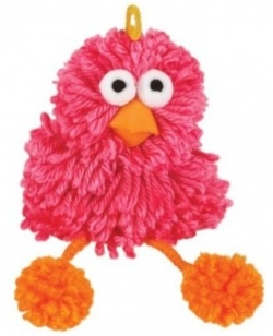 Dozens of bird crafts for all ages - preschoolers to adult. Find chicken crafts, dove crafts, owl crafts and more. These crafts can be used for educational purposes (school or homeschool), gifts, Sunday School or just for fun. Come back again because I will be adding more soon. Purchase this Pompom bird kit from Amazon.