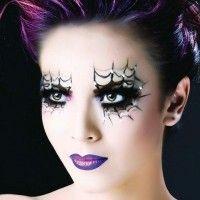 spider woman makeup for halloween   Trucco Halloween: tante idee originali per mascherarsi risparmiando ...